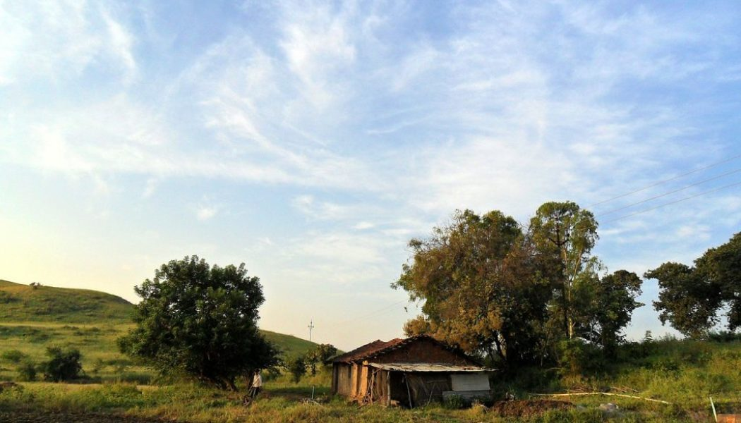 The rural side of Bengal and its infrastructural evolution