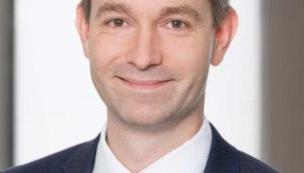 Jens-Christian Blad appointed new head of corporate development at LANXESS