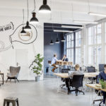 RealtyMyths Open Office Space