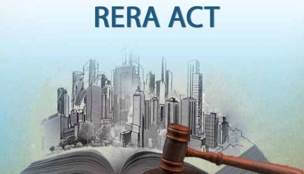 RERA Act completing 2 years and its influence on the real estate industry – Knight Frank