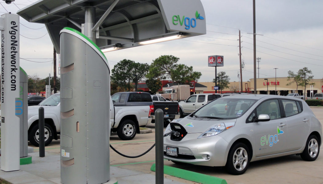 Charging Infrastructure for Electric Vehicles RealtyMyths