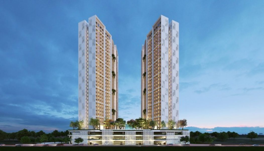 SOBHA launches Gujarat's tallest residential building in GIFT City - RealtyMyths